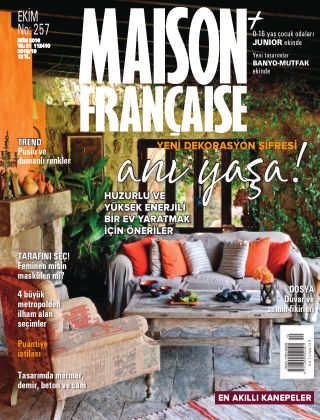 Maison October 2016