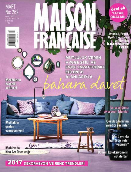 Maison March 01, 2017 00:00