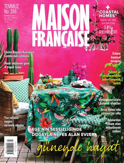 Maison July 01, 2017 00:00