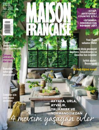 Maison 9th September 2017