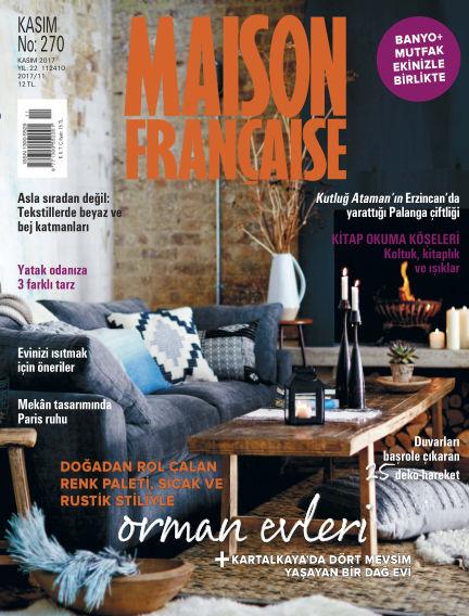 Maison October 31, 2017 00:00