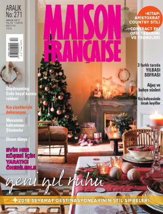 Maison December 2017