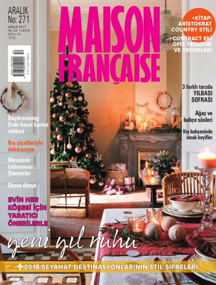 Maison December 01, 2017 00:00