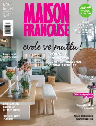 Maison March 2018