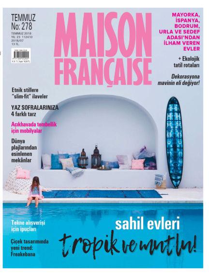 Maison July 02, 2018 00:00