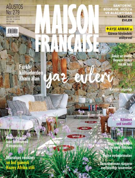 Maison July 31, 2018 00:00