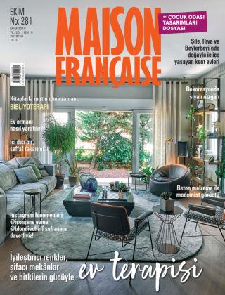 Maison October 2018