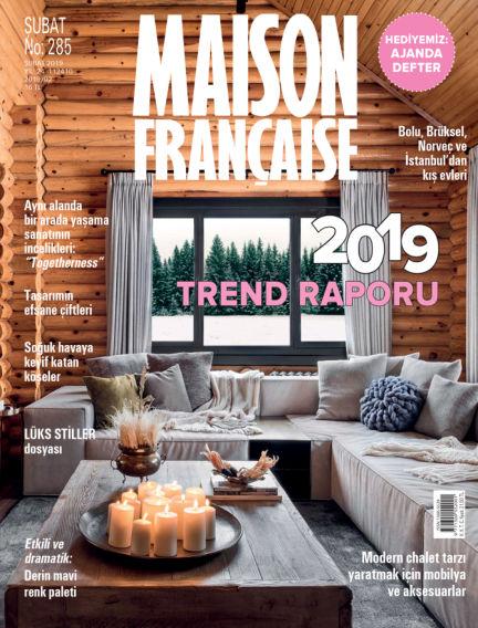 Maison February 01, 2019 00:00