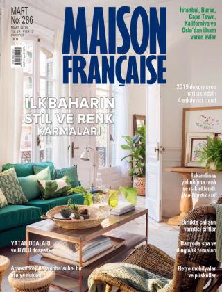 Maison March 2019