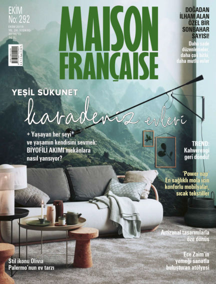 Maison October 01, 2019 00:00