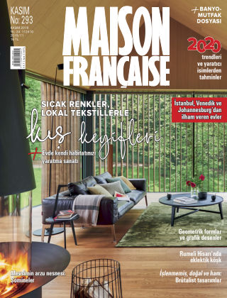 Maison November 2019