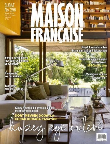 Maison January 31, 2020 00:00
