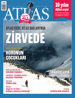 Atlas April 2018