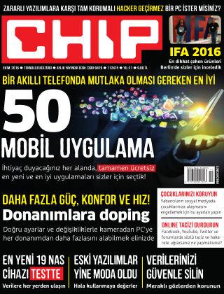 CHIP October 2016