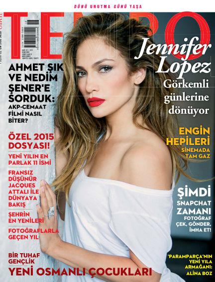 Tempo December 31, 2014 00:00