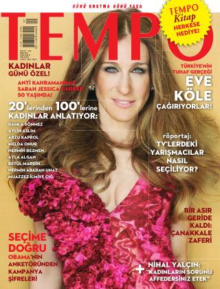 Tempo March 2015