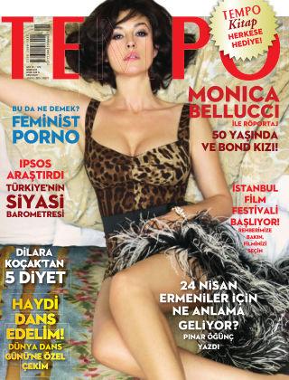 Tempo April 2015