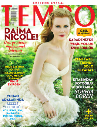 Tempo August 2015