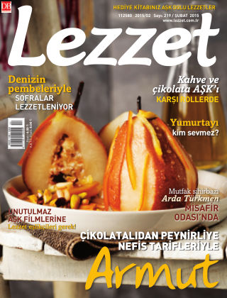 Lezzet February 2015