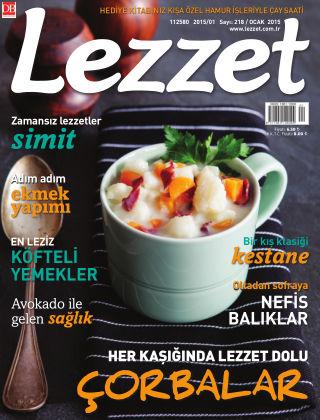 Lezzet January 2015
