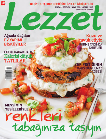 Lezzet April 01, 2015 00:00