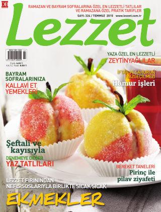 Lezzet July 2015