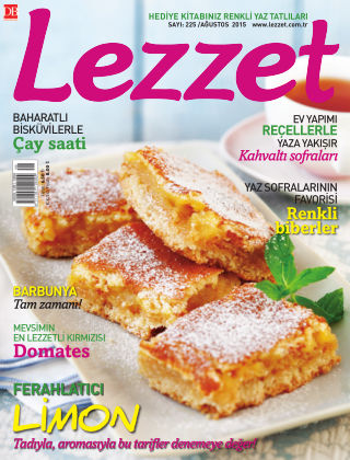 Lezzet August 2015