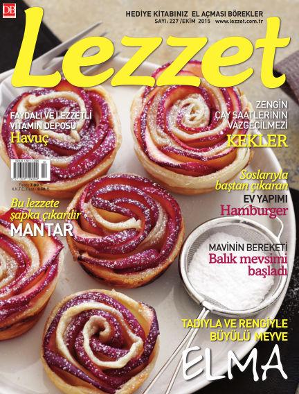 Lezzet October 04, 2015 00:00