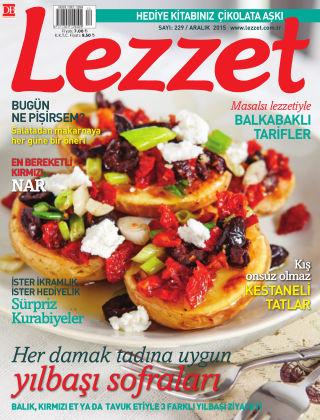 Lezzet December 2015
