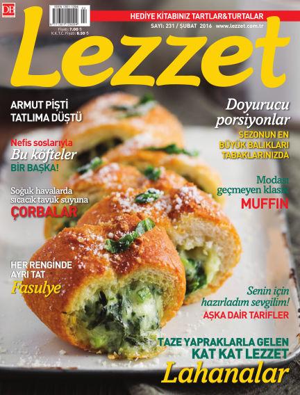 Lezzet January 29, 2016 00:00