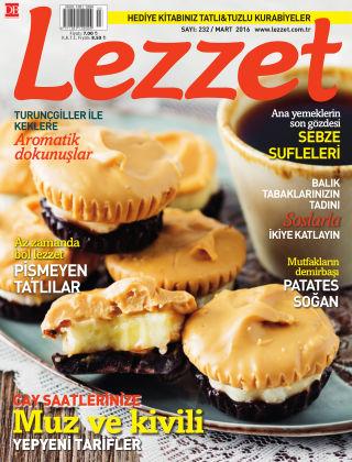 Lezzet March 2016