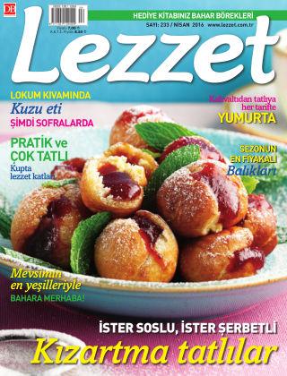 Lezzet April 2016