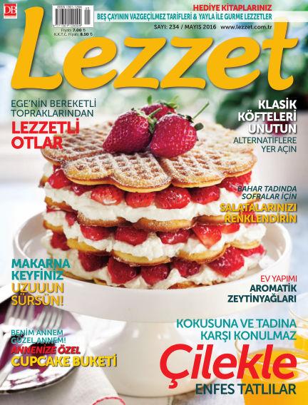 Lezzet April 29, 2016 00:00