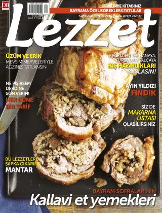 Lezzet September 2016