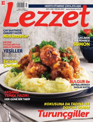 Lezzet January 2017
