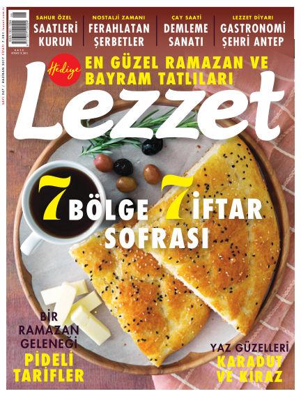 Lezzet May 31, 2017 00:00