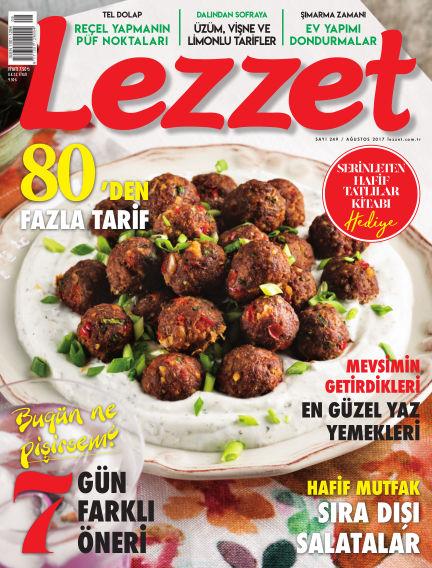 Lezzet July 28, 2017 00:00