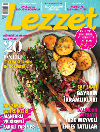 Lezzet 9th September 2017