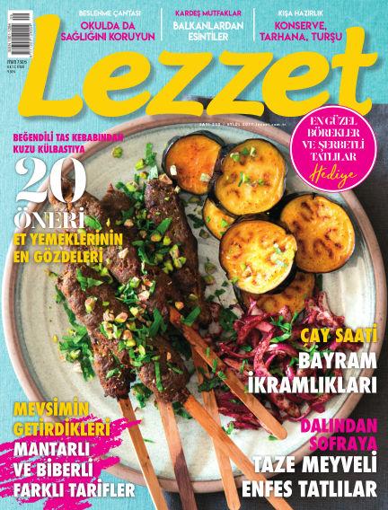 Lezzet September 03, 2017 00:00