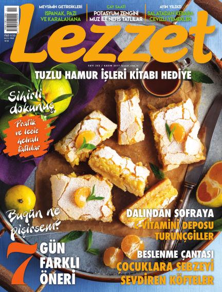 Lezzet October 31, 2017 00:00
