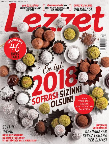 Lezzet December 01, 2017 00:00