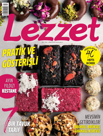 Lezzet December 29, 2017 00:00