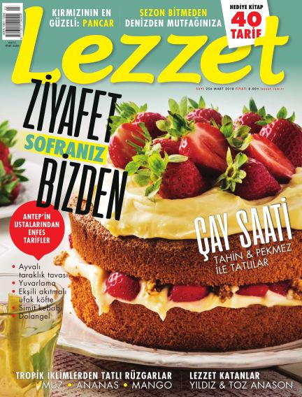 Lezzet March 01, 2018 00:00