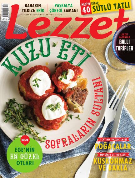 Lezzet April 03, 2018 00:00