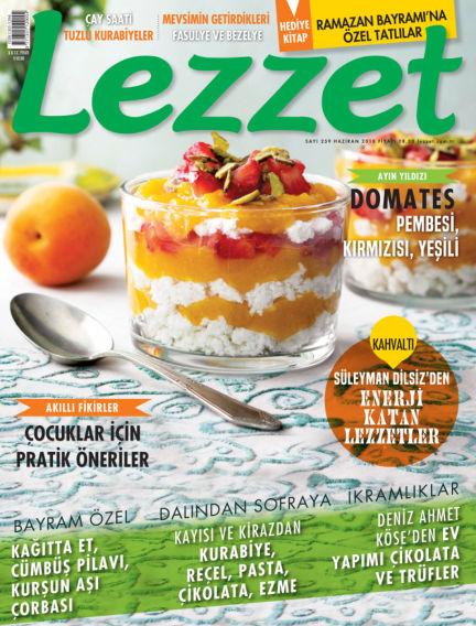 Lezzet June 01, 2018 00:00