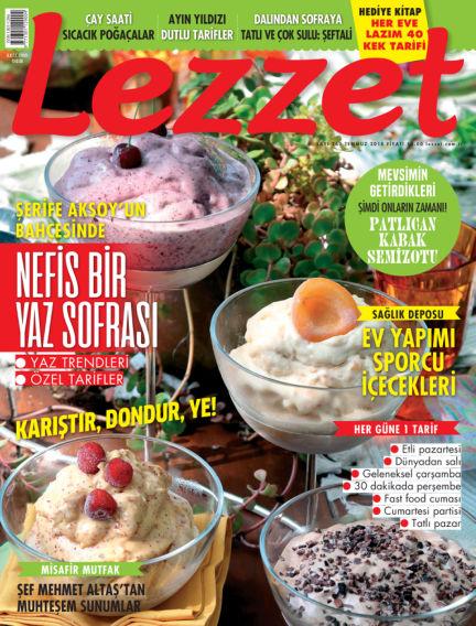 Lezzet July 02, 2018 00:00