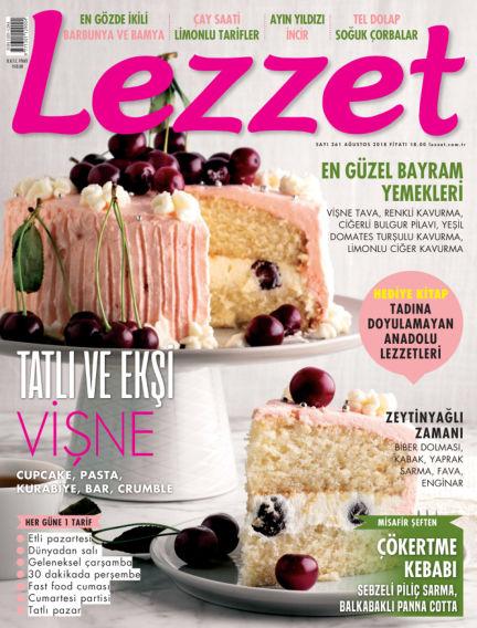 Lezzet July 31, 2018 00:00