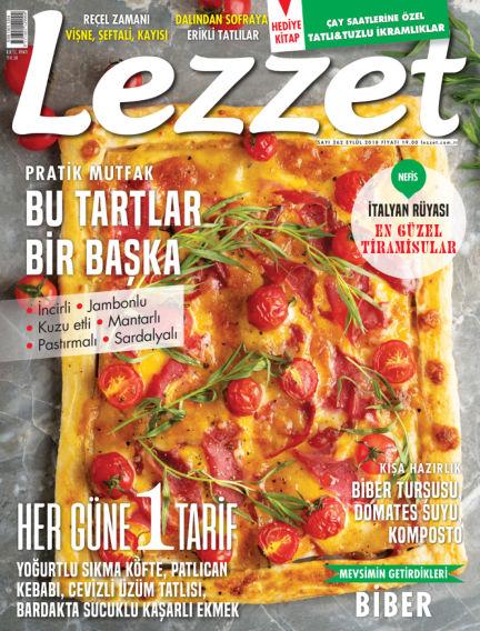 Lezzet August 31, 2018 00:00