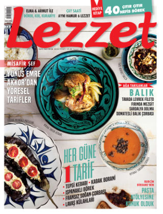 Lezzet October 2018