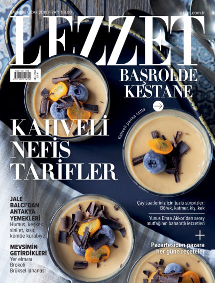 Lezzet January 02, 2019 00:00